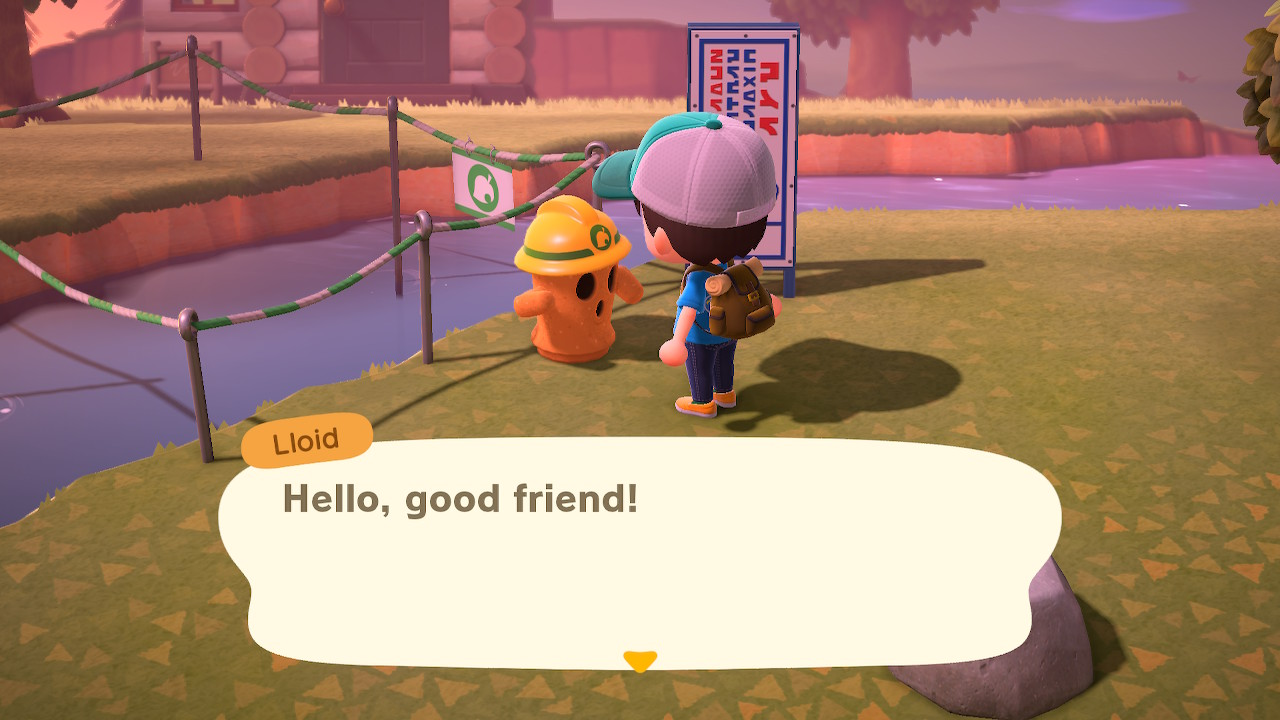 Gyroids Animal Crossing New Horizon