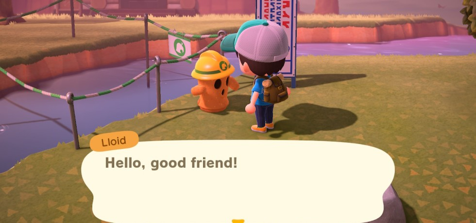 Gyroids Animal Crossing New Horizon
