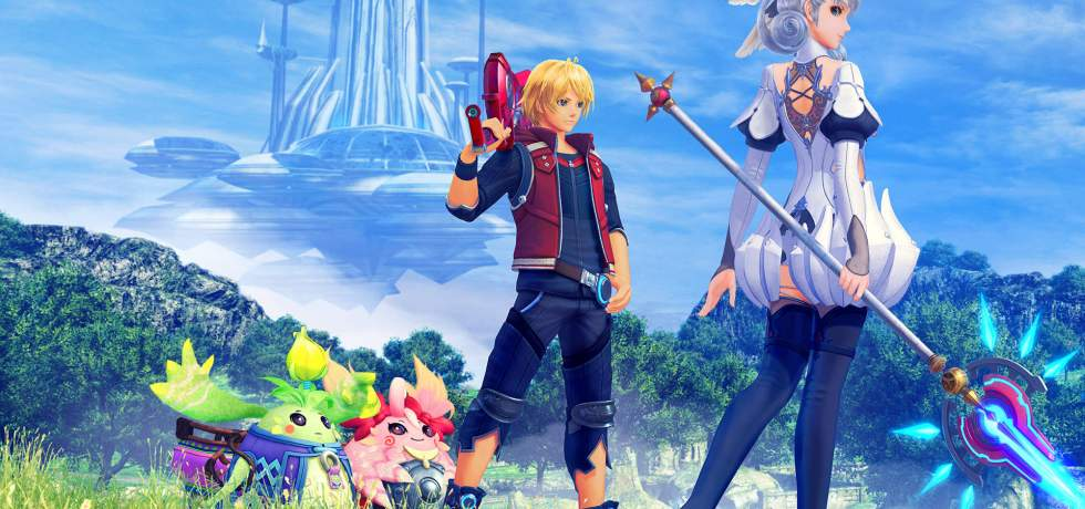 Xenoblade Chronicles Definitive Edition Shulk, Melia