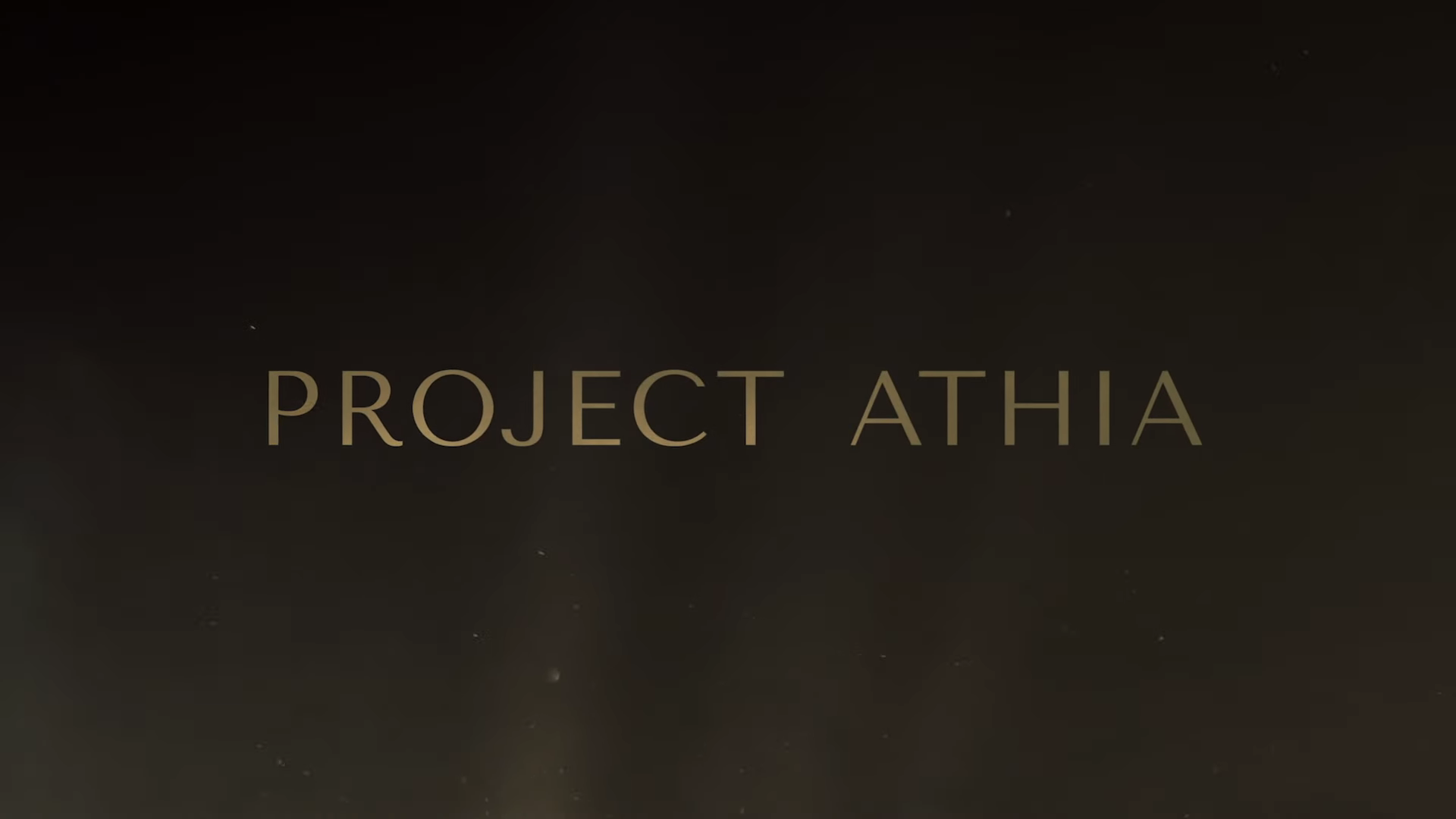 Project Athia Logo