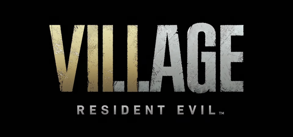 Resident Evil 8: Village Logo PS5