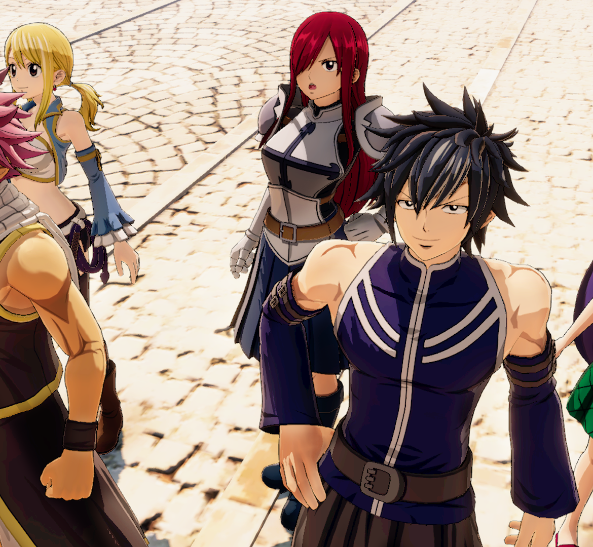 Fairy Tail: Crocus and Grand Magic Games Gameplay – LVLUPS