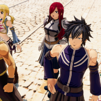 Fairy Tail RPG - Crocus and Grand Magic Games