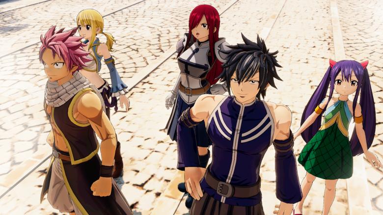 Fairy Tail RPG - Crocus and Grand Magic Games