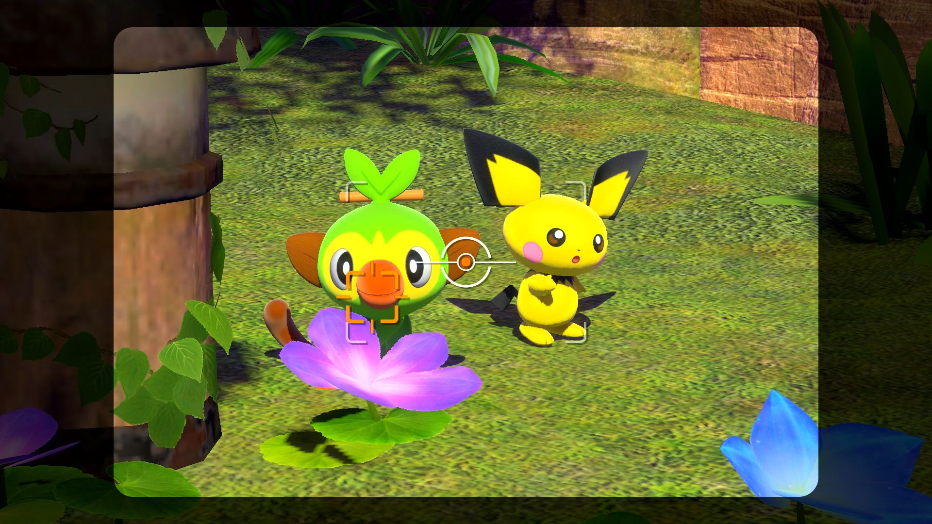 New Pokemon Snap Grookey, Pichu - Nintendo Switch
