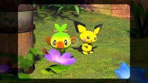 New Pokemon Snap Grookey, Pichu - Nintendo Switch
