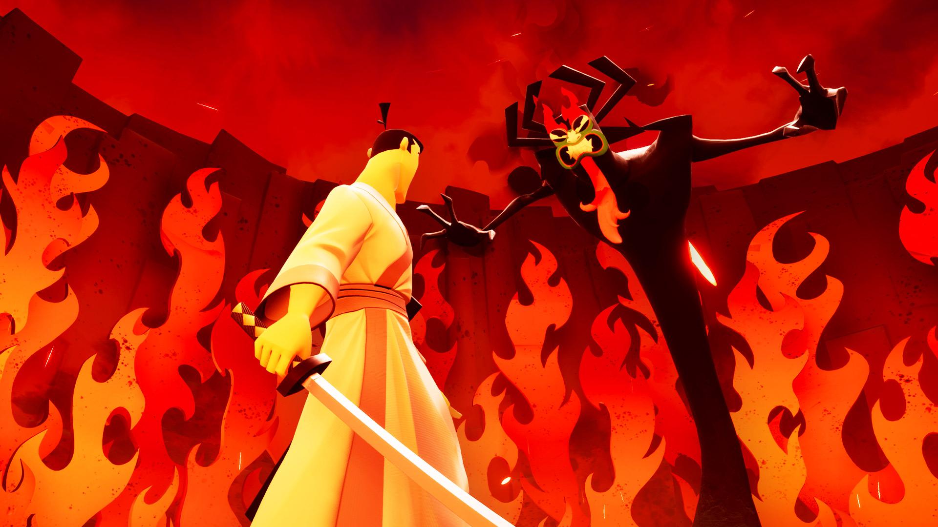 Samurai Jack: Battle Through Time Aku