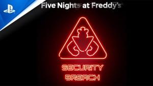 Friday nights at Freddy's: Security Breach Logo