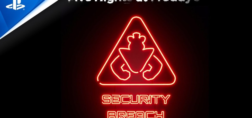 Friday nights at Freddy's: Security Breach Logo