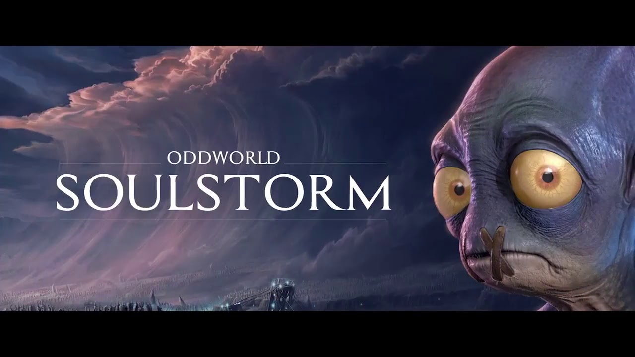 Oddworld: Soulstorm Molluck Returns
