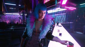 Cyberpunk 2077 Evelyn PS5