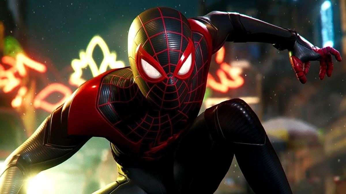 Spider-Man Miles Morales PS5 60 FPS