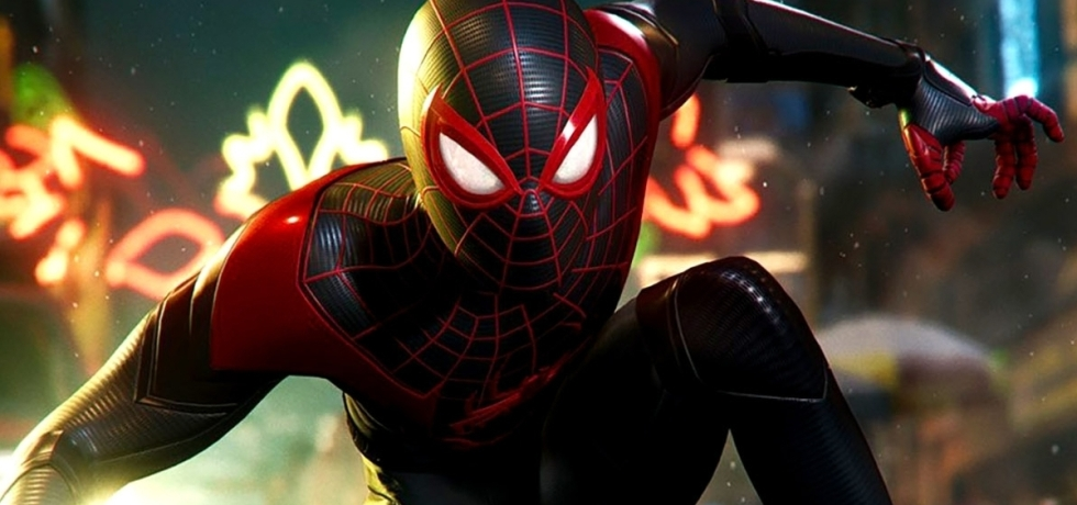 Spider-Man Miles Morales PS5 60 FPS