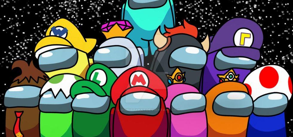 Among Us Nintendo Switch