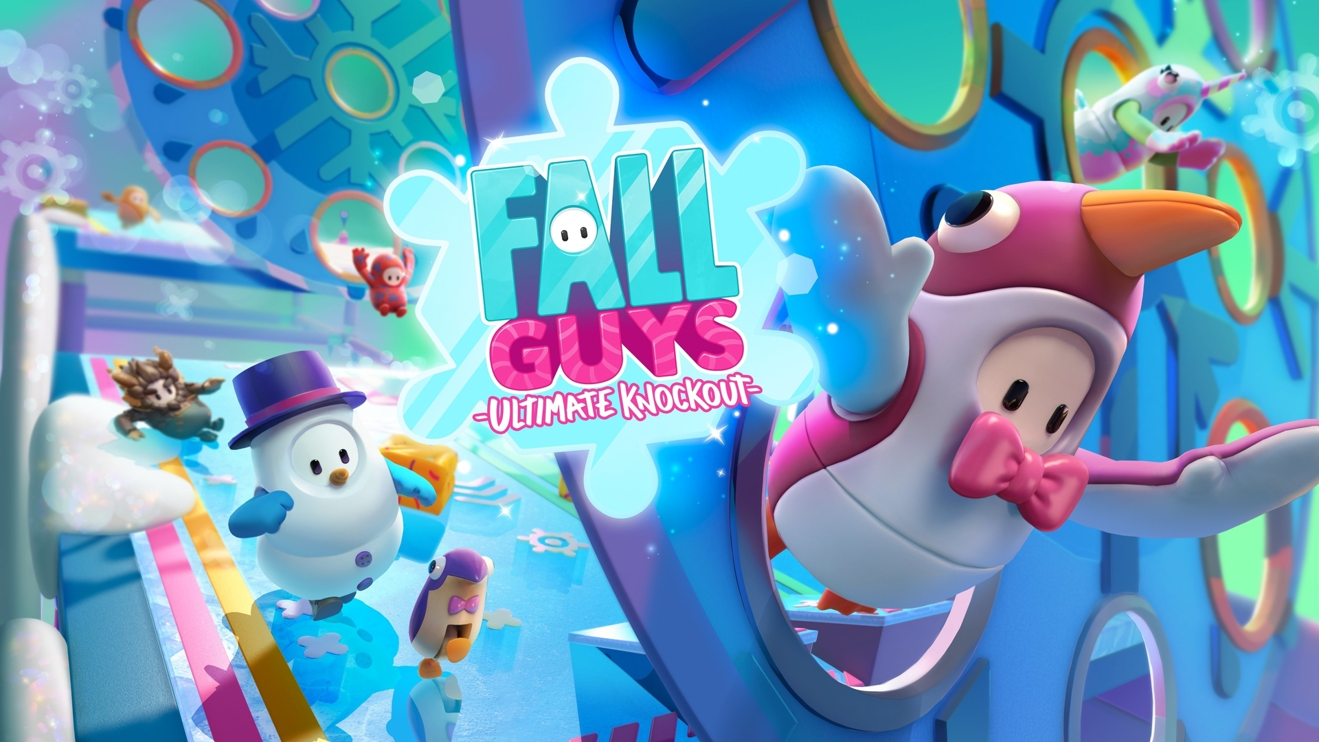 Fall Guys Season 3 Switch