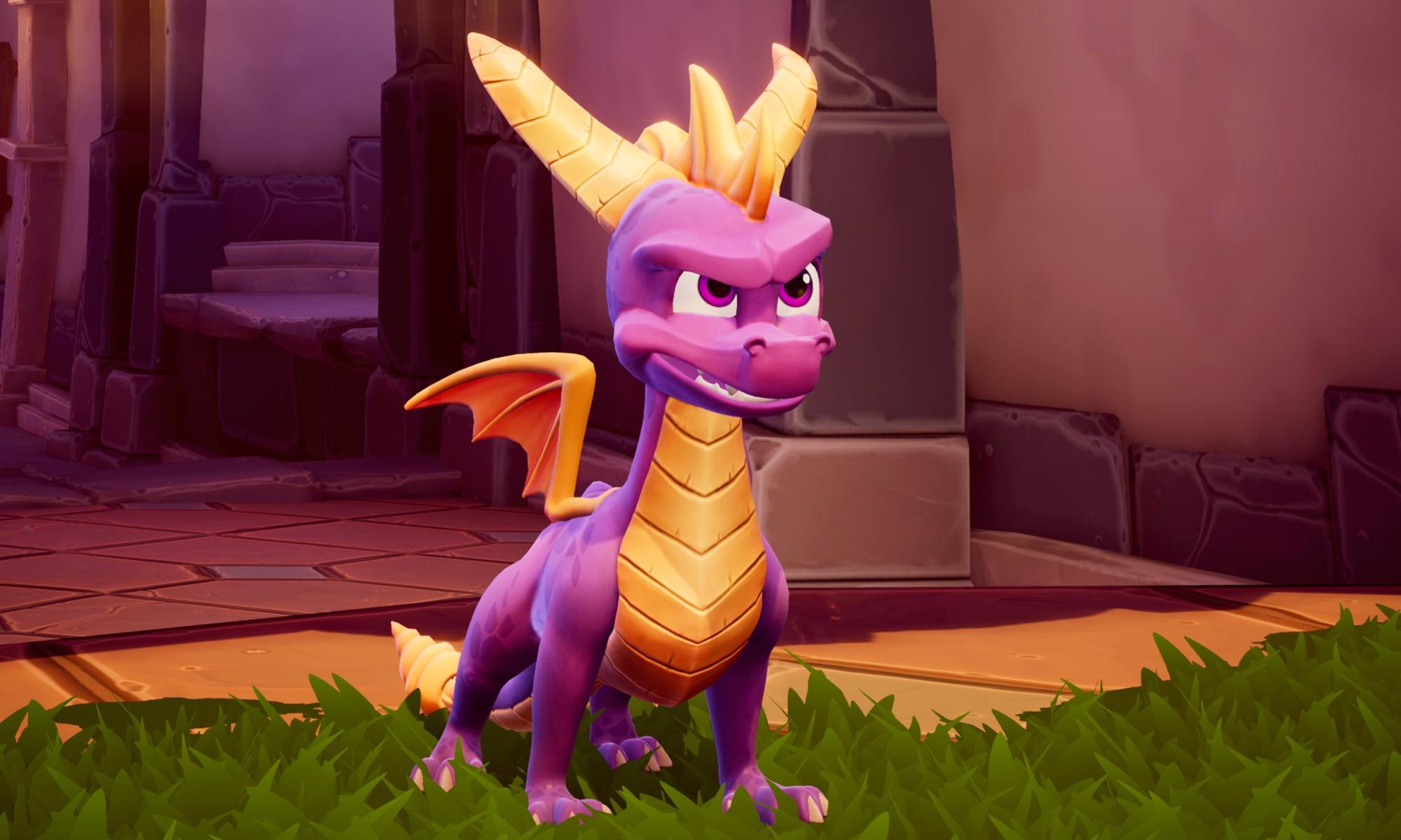 Spyro 4 Switch