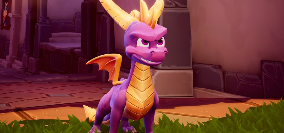 Spyro 4 Switch