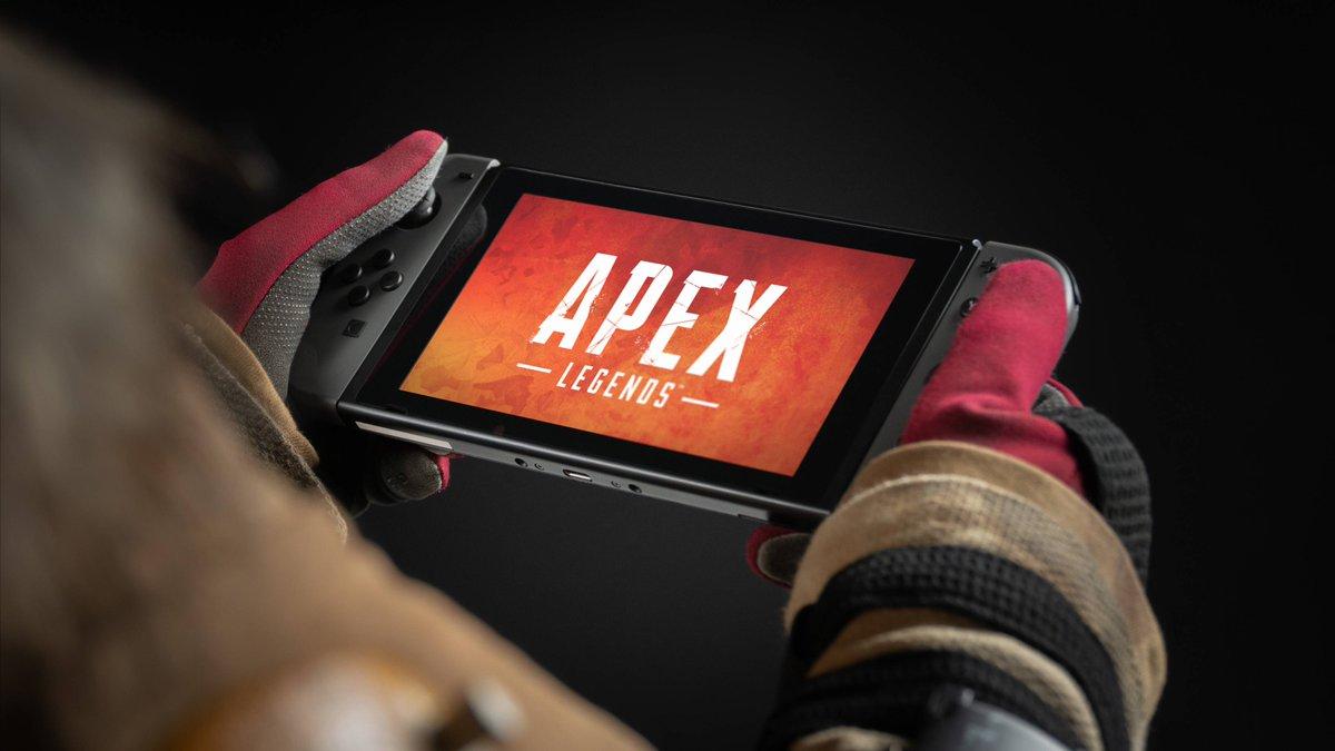 Apex Legends Nintendo Switch March 9, 2021