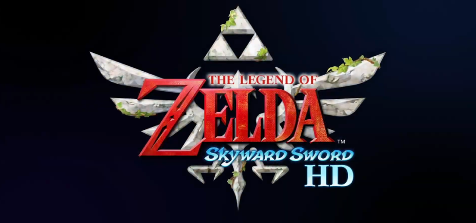 The Legend oif Zelda Skyward Sword HD LOGO