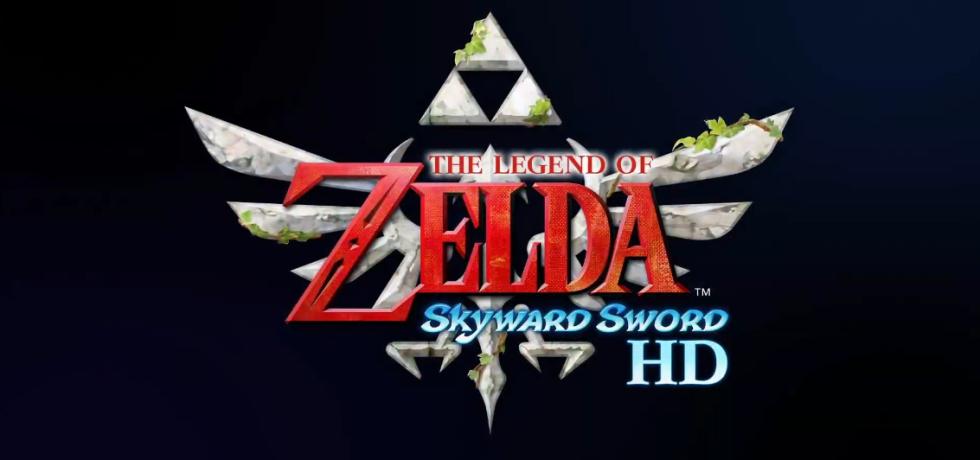 The Legend oif Zelda Skyward Sword HD LOGO