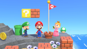 Animal Crossing Super Mario 35 Items