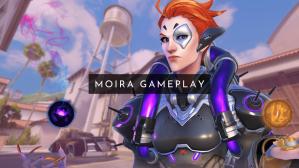 Overwatch ASMR Gaming - Moira