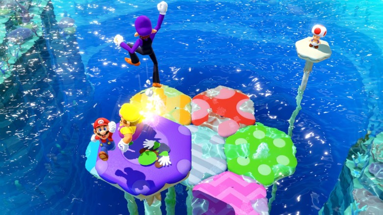 Mario Party Superstars Minigame